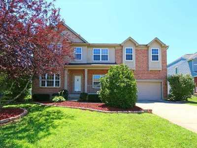 Burlington Single Family Home For Sale: 2885 Landings Way