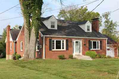 Kenton County Single Family Home For Sale: 135 Lyndale Road