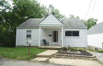 Campbell County Single Family Home For Sale: 2228 Wilson