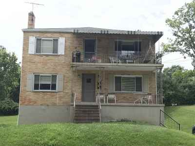 Campbell County Multi Family Home For Sale: 43 Wilbers Lane