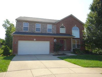 Boone County Single Family Home For Sale: 9354 Lago Mar Court