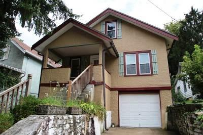 Kenton County Single Family Home For Sale: 633 W 19th Street