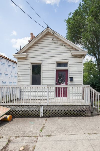 Newport Single Family Home For Sale: 7 W 13th