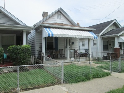 Covington Single Family Home For Sale: 2408 Warren Street