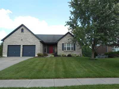 Burlington Single Family Home For Sale: 2815 Coachlight Lane