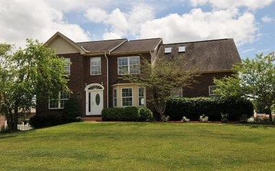 Union Single Family Home For Sale: 10871 Appaloosa Drive
