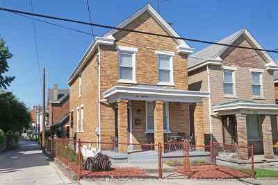 Bellevue Single Family Home For Sale: 214 Lafayette Avenue