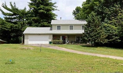 Boone County, Campbell County, Kenton County Single Family Home For Sale: 862 Mount Zion Road