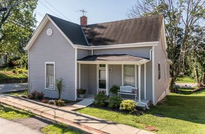 Grant County Single Family Home For Sale: 210 Paris Street