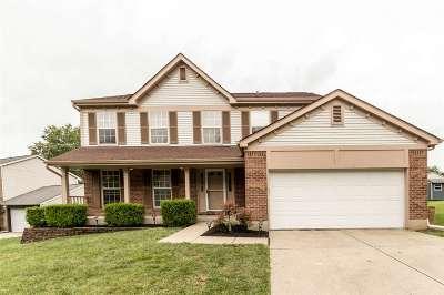 Burlington Single Family Home For Sale: 4869 Elkwood Drive