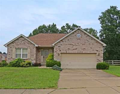Boone County Single Family Home For Sale: 2696 Swaps Court