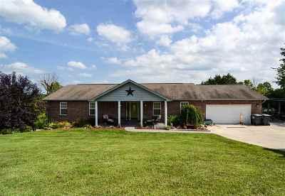 Alexandria Single Family Home For Sale: 767 Smith Hiteman Road