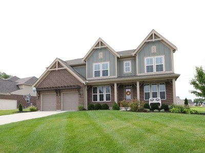 Boone County Single Family Home For Sale: 1237 Monarchos Ridge