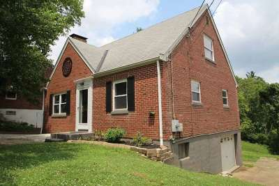 Campbell County Single Family Home For Sale: 2346 N Fort Thomas Avenue