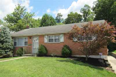 Campbell County Single Family Home For Sale: 58 Towanda Drive