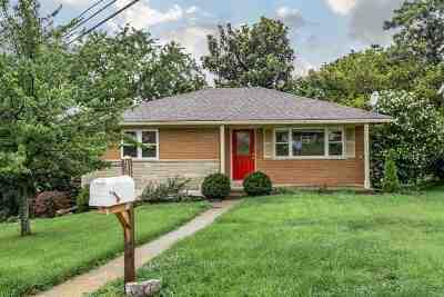 Kenton County Single Family Home For Sale: 908 Monte Lane