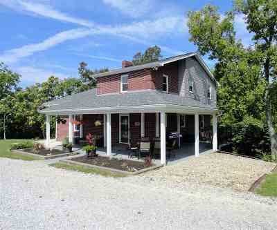 Pendleton County Single Family Home For Sale: 126 Victory Lane