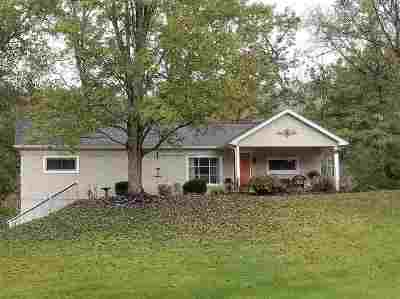Gallatin County Single Family Home For Sale: 801 Kentucky Hwy 1130