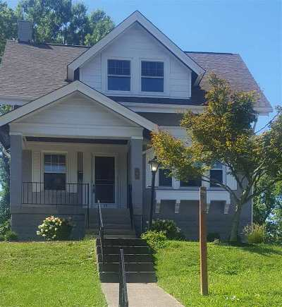 Fort Thomas Single Family Home For Sale: 22 Glenway