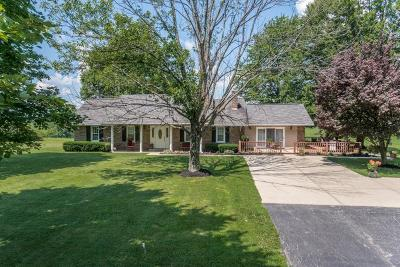 Boone County, Campbell County, Gallatin County, Grant County, Kenton County, Pendleton County Single Family Home For Sale: 510 Eads