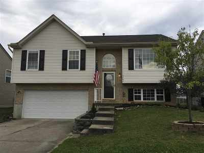 Elsmere Single Family Home For Sale: 1509 Clovernook Drive