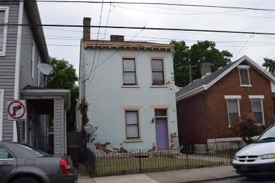 Kenton County Single Family Home For Sale: 928 Philadelphia Street
