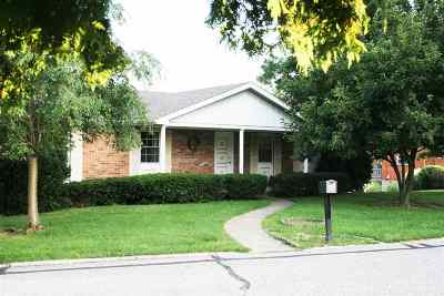 Alexandria Single Family Home For Sale: 3702 Parkview Drive