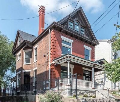 Newport Single Family Home For Sale: 830 Washington Avenue