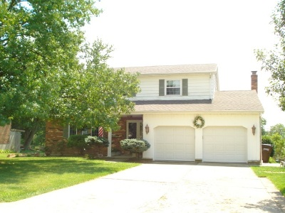 Edgewood Single Family Home For Sale: 3064 Winding Trails