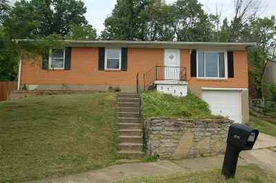 Single Family Home Pending: 3715 Concord