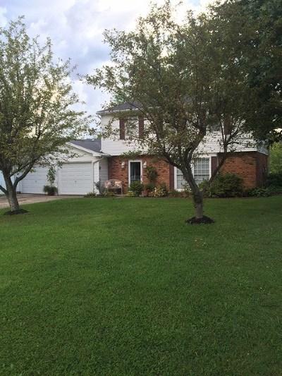 Crittenden Single Family Home For Sale: 365 Bingham Lane