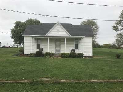 Owen County Single Family Home For Sale: 155 Kentucky Highway 35