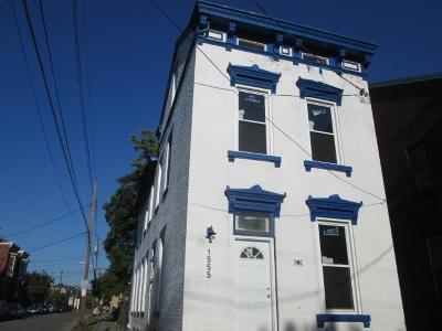 Covington Single Family Home For Sale: 1555 Greenup Street
