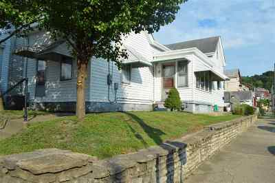Dayton Single Family Home For Sale: 124 8th Avenue