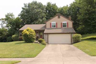 Taylor Mill Single Family Home For Sale: 5390 Shadow Hill