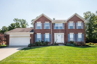 Boone County Single Family Home For Sale: 3441 Mary Teal Lane
