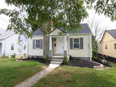 Florence Single Family Home For Sale: 100 Sanders Drive