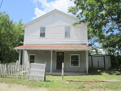 Grant County Single Family Home For Sale: 3805 Dixie
