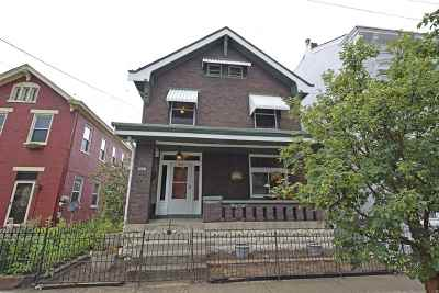 Newport Single Family Home For Sale: 211 E 7th Street