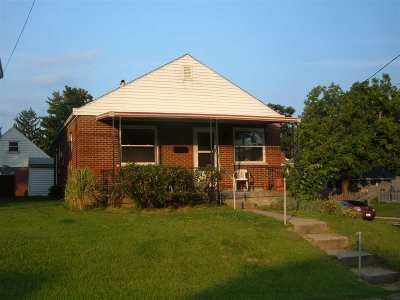 Latonia Single Family Home For Sale: 2724 Rogers