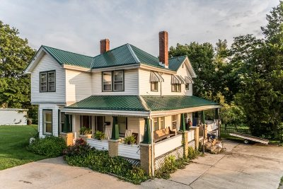 Williamstown Single Family Home For Sale: 707 N Main St