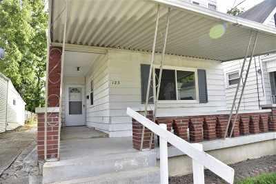 Covington, Erlanger Single Family Home For Sale: 123 E 42nd