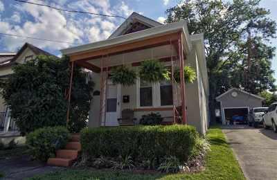 Covington Single Family Home For Sale: 2747 Alexandria Avenue
