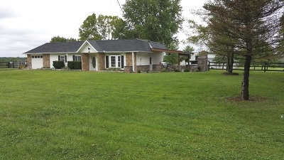 Boone County Farm For Sale: 5218 Idlewild Road