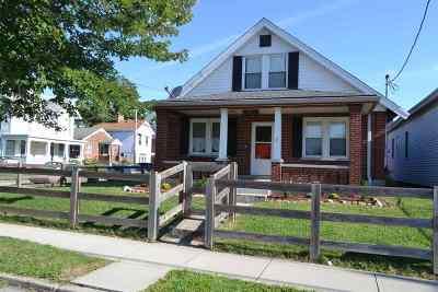 Kenton County Single Family Home For Sale: 302 E 39th Street