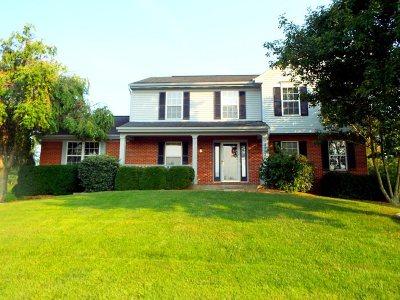 Burlington Single Family Home For Sale: 3087 Palace Drive