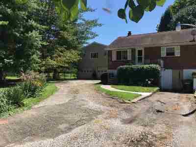 Silver Grove Single Family Home For Sale: 112 E 1st Street