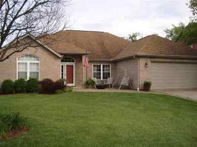 Florence Single Family Home For Sale: 9 Northfield