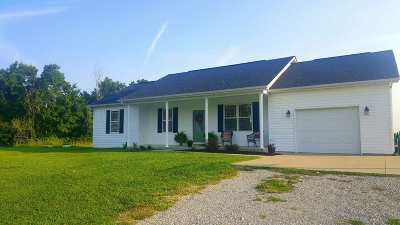 Grant County Farm For Sale: 2420 Keefer Lawrenceville Rd.