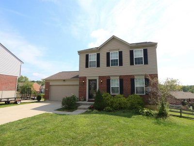 Kenton County Single Family Home For Sale: 10729 Kelsey Drive